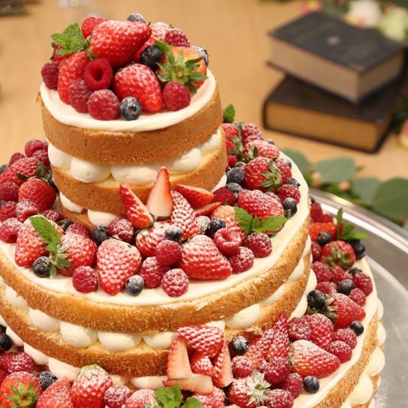 デザート・ケーキ