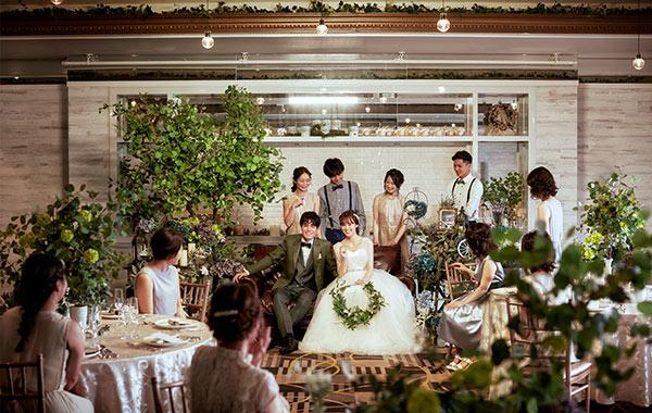 30名様の結婚式