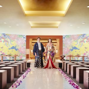 日本伝統の和婚【厳かな神前挙式】プラン