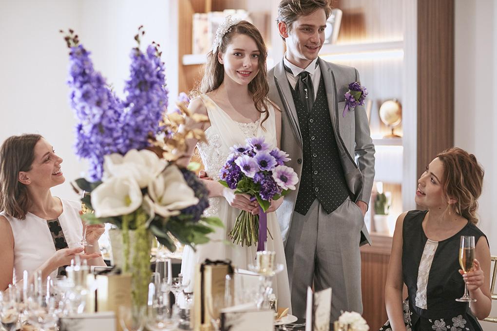 2020年秋の結婚式をご希望の方へ。心地よい季節に叶える来秋プラン!