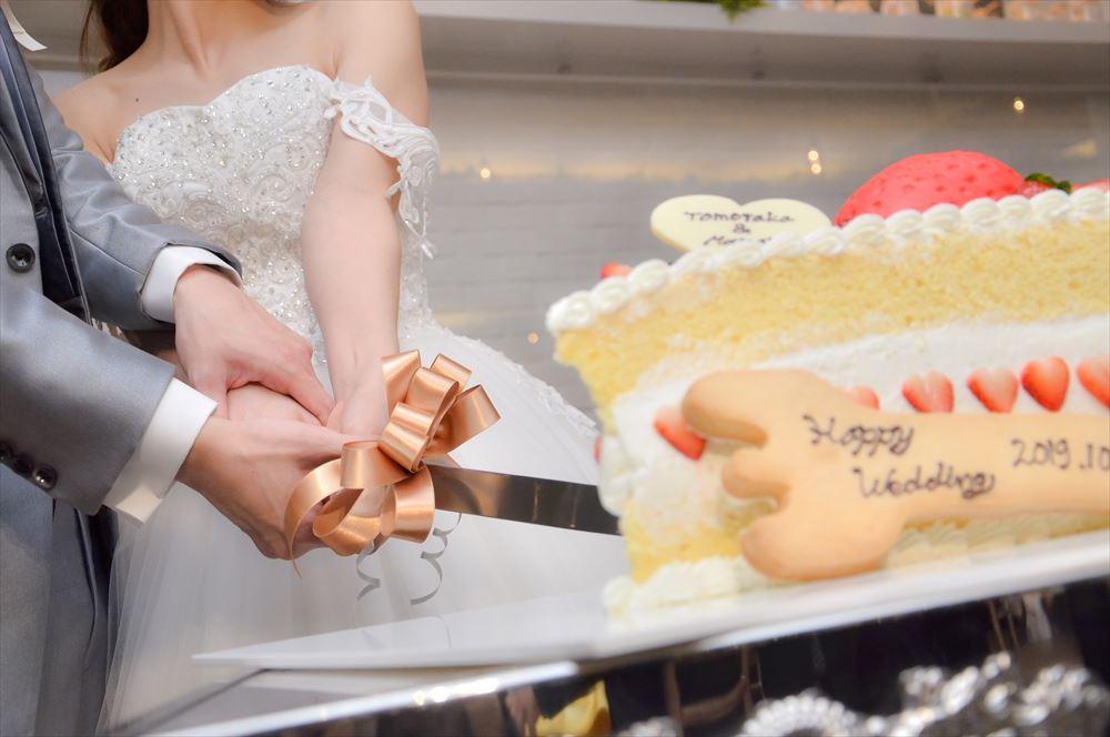 自分達らしい結婚式を!